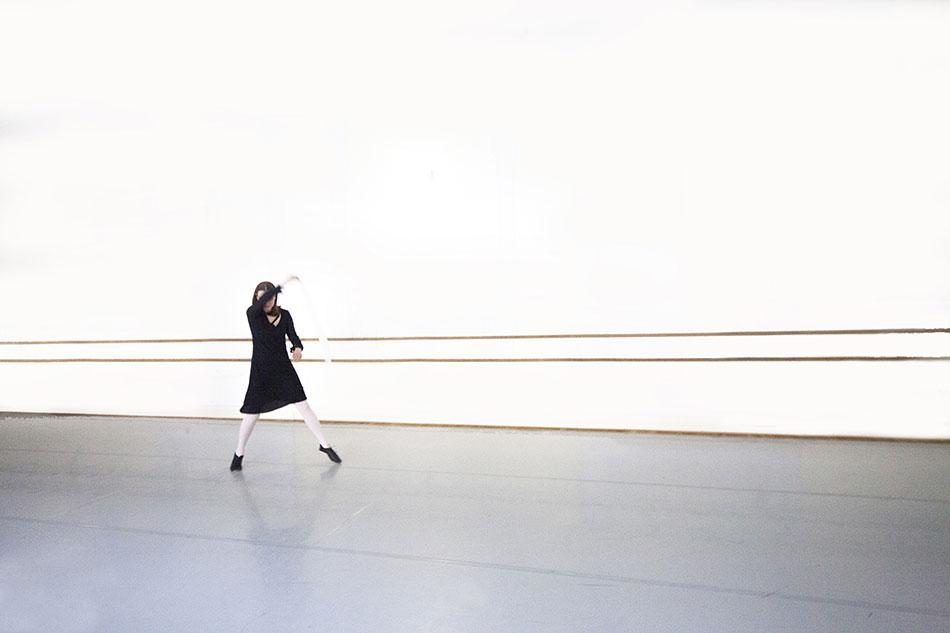 Etudes de danse