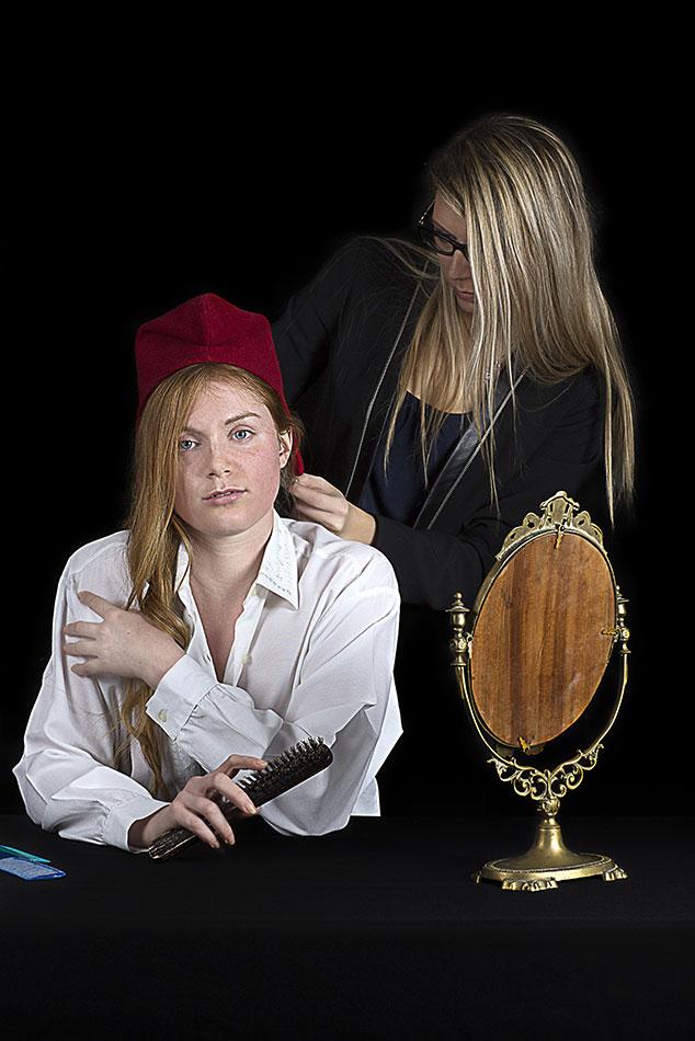 Portraits - In Mariannes Augen