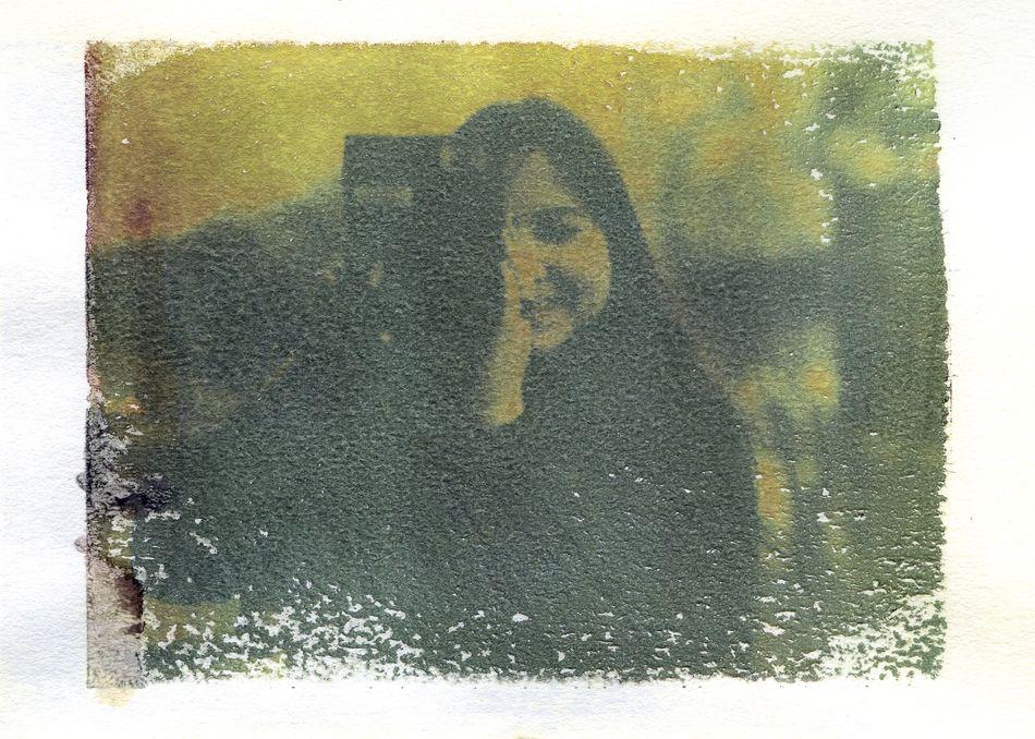 Procédés alternatifs - Transferts Polaroid