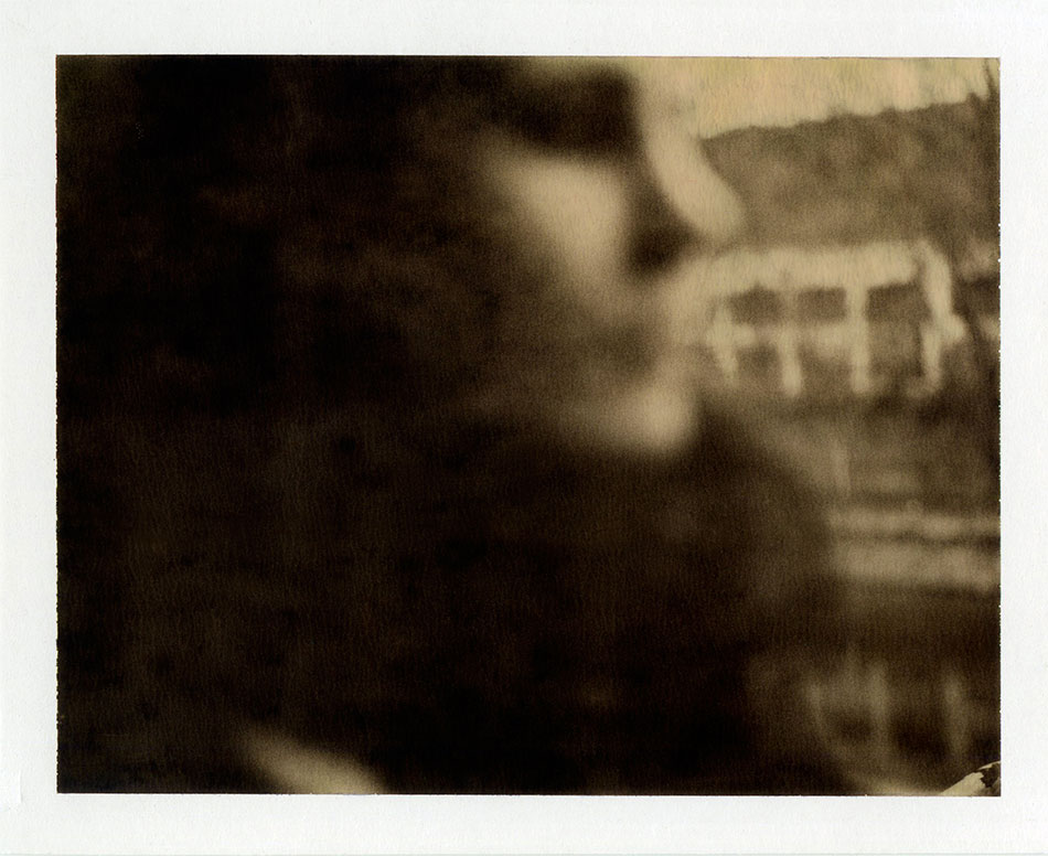 Alternative methods - Polaroid type 100
