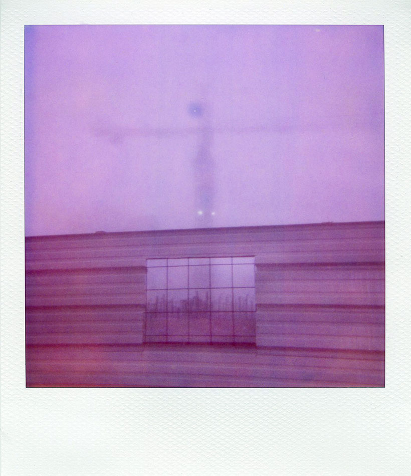 Procédés alternatifs - Polaroid type 600